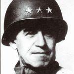 Général Omar BRADLEY Commandant en chef de la 1ère armée US.