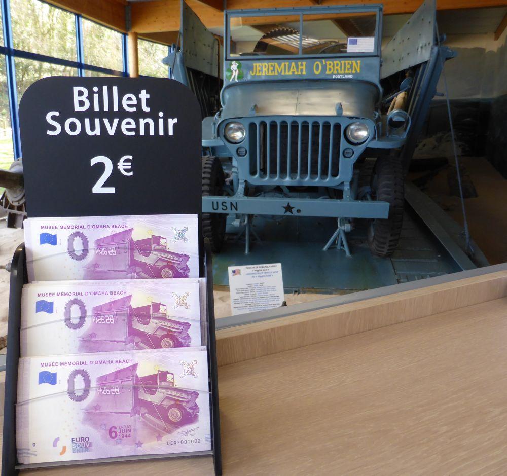 Billet touristique